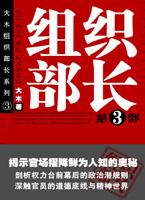 组织部长:第三部( 揭示官场擢降鲜为人知的奥秘,剖析权力台前幕后的政治潜规则)
